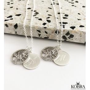 Sølv halskæder