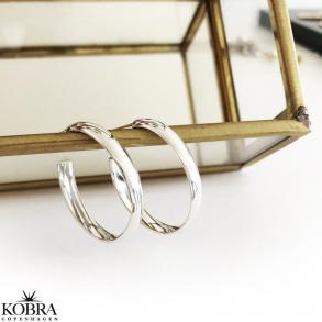 e42e0c51 Øreringe sølv - Køb ægte sølv øreringe til kvinder online side 28/33