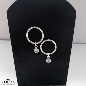 b38120f7 Øreringe sølv - Køb ægte sølv øreringe til kvinder online side 5/10