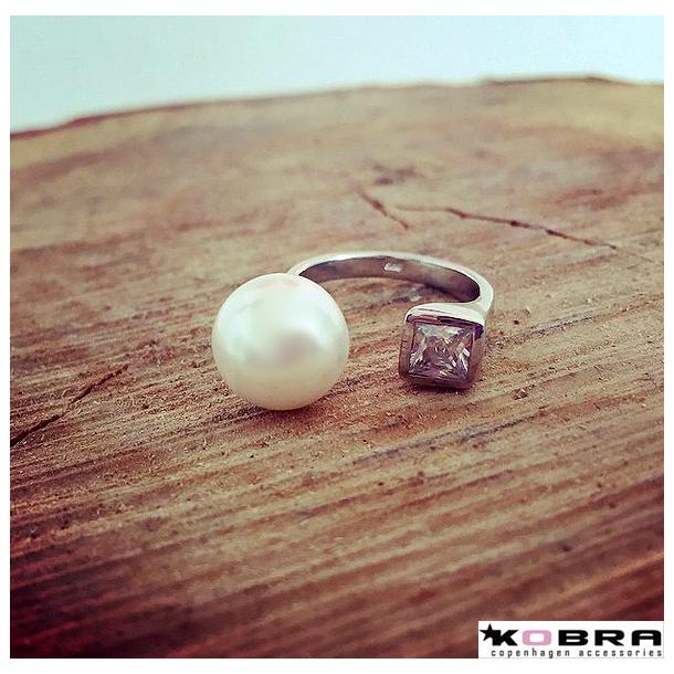 Sølv ring
